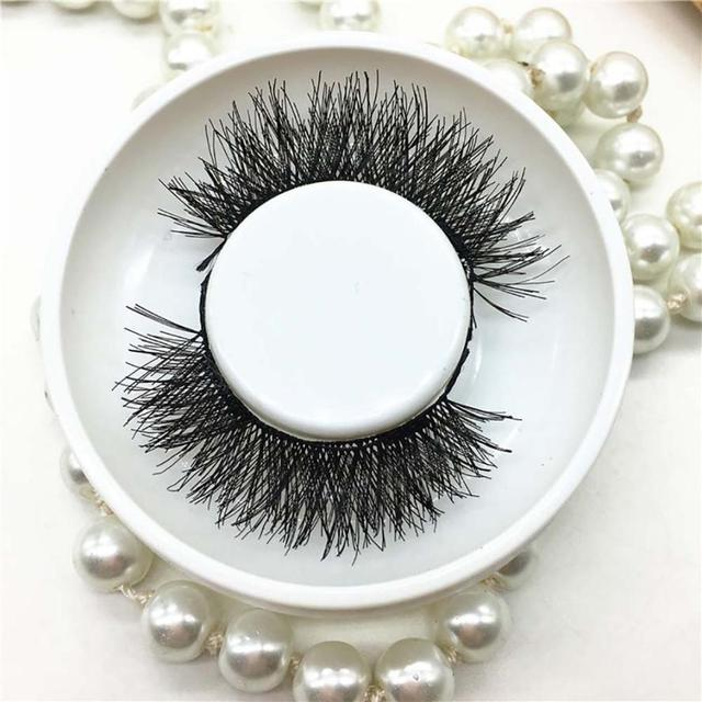 3D Double Magnetic False Eyelashes  2