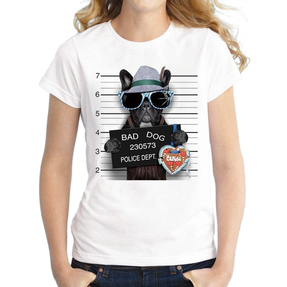 HTB1 24tNFXXXXX2XFXXq6xXFXXXa - Pug Shirt - bad dog !