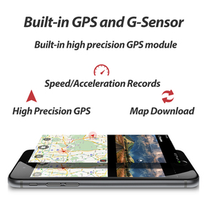 Image 4 - Xiaomi Mijia DDPai X2S Pro Dual Channels Dash Cam Camera Built in eMMC Storage HD Recording 24H Parking Monitor