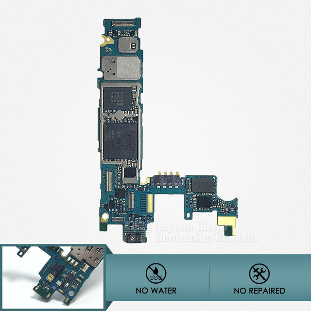 100% de substituição original mainboard para samsung galaxy alpha g850f motherboard 16 gb com imei etiqueta freeshipping