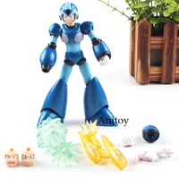 Anime Mega Man Series Figure Megaman X Action Figure Rockman X Toy D Arts Colllectible Model Toys for Boys 13cm