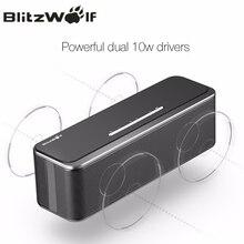 Blitzwolf xbass bluetooth выступающие портативный беспроводной bluetooth стерео динамики мини для iphone для xiaomi мобильного телефона динамик