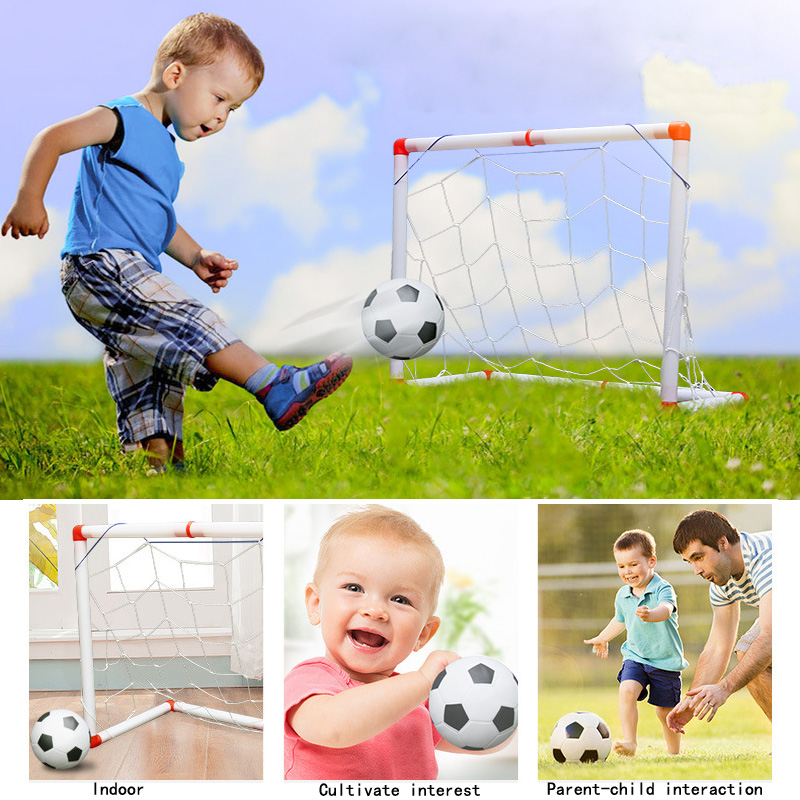 Indoors and outdoors sports play kids football toys removable new mini soccer gift childrens toys