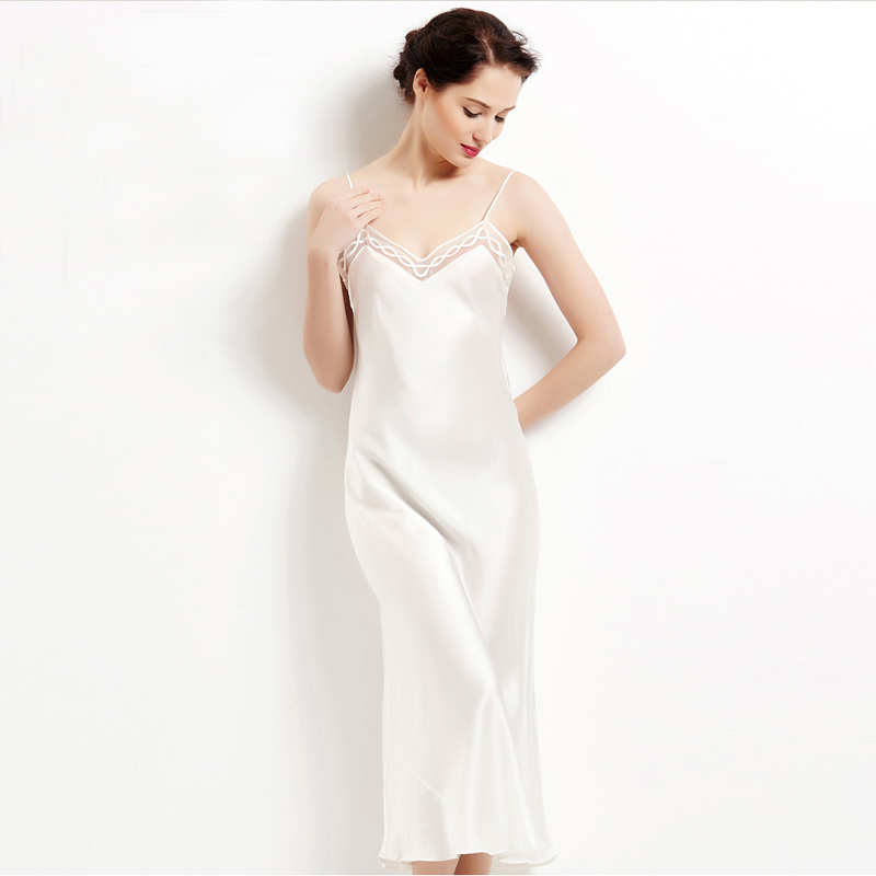Sexy silk nightgowns