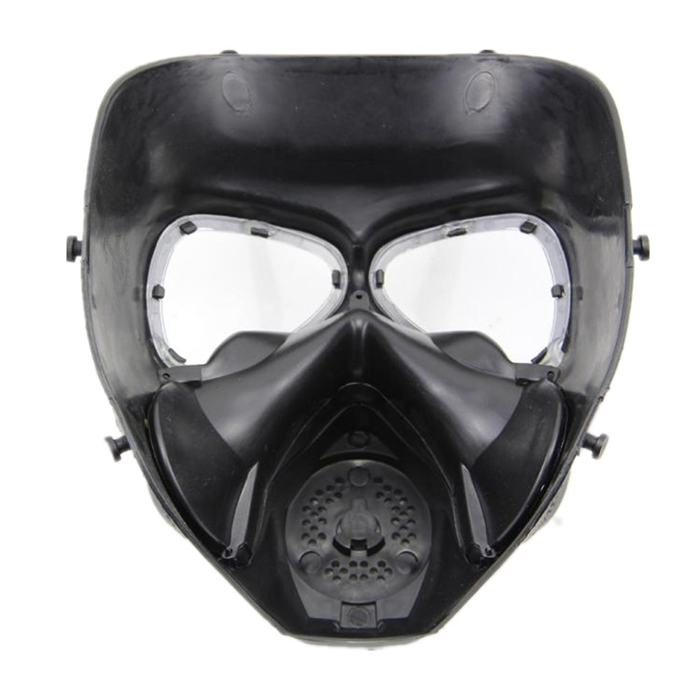 Back To Search Resultshome Tactical Skull Face Mask Military M04 Skull Perspiration Protection With Fan Field Cs Gas Masks For Hunting Airsoft