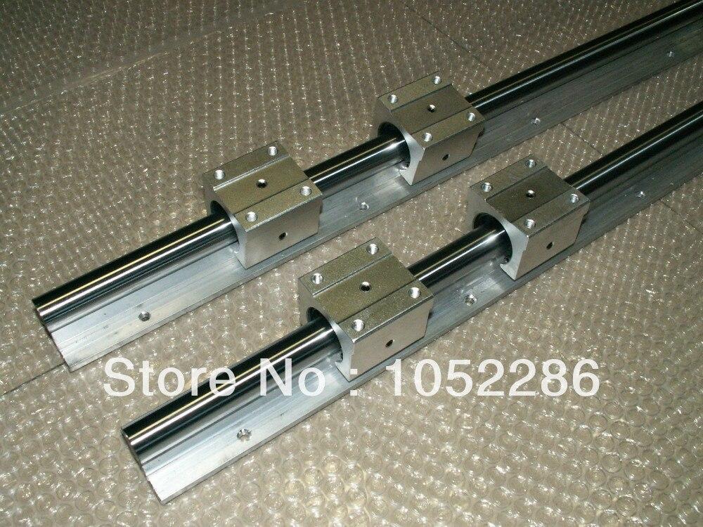 2pcs SBR30 -L1500mm Linear rail + 4pcs SBR30UU Bearing Block for cnc2pcs SBR30 -L1500mm Linear rail + 4pcs SBR30UU Bearing Block for cnc