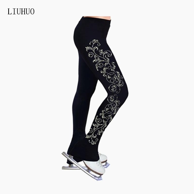 आइस स्केटिंग लंबे पैंट - नवीनता