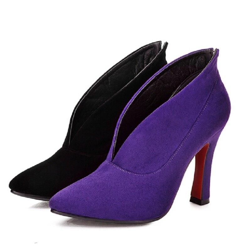 Purple Womens Heels - Ha Heel