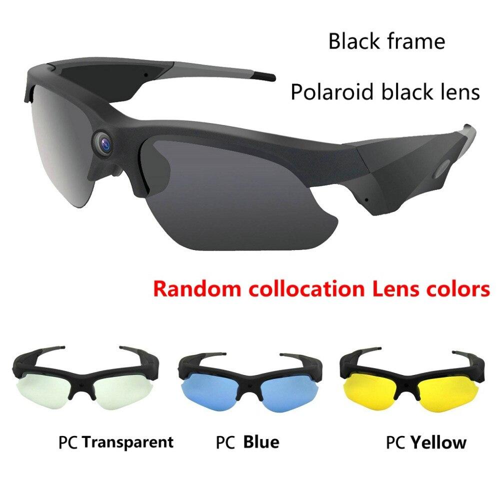 1080P Sport Sunglasses Camera Outdoor Smart Glasses With Camera Mini DV Recorder
