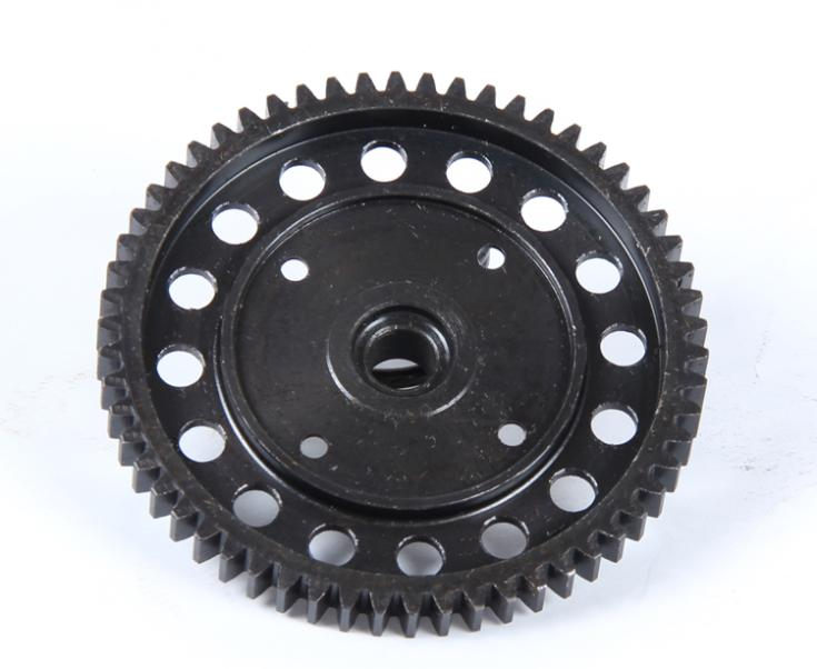 large differential gear for LOSI 5IVE Part Rovan Lost 5T Parts 151050 billet rear hub carriers for losi 5ive t