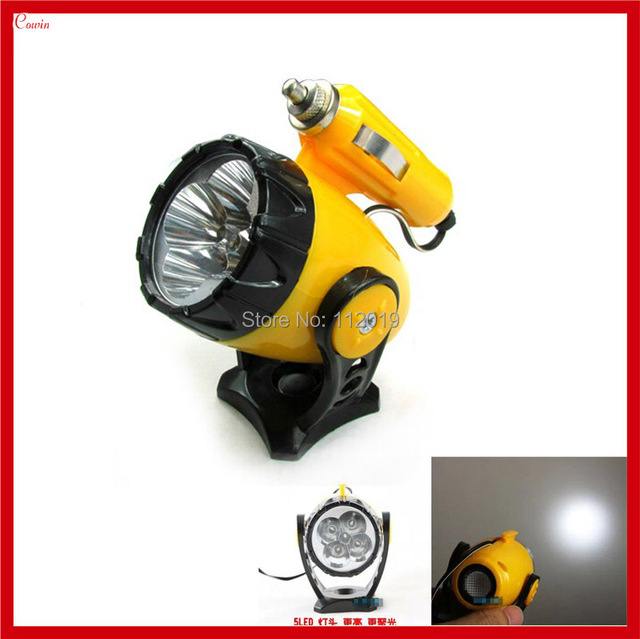 New Portable Adjustable Angle Magnetic Garage 12v Car LED Work Light Torch  Inspection Maintenance/Repair
