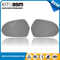 Brand Car Blind Spot Monitor Side Assist System Mirrors Comes With The Heat System For BMW