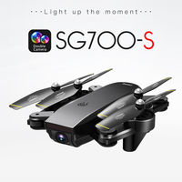 SG700 S RC Quadcopter With 1080P Camera Wide Angle Selfie Drone Palm Control Helicopter With 5.0MP WiFi Camera SG700s Dron