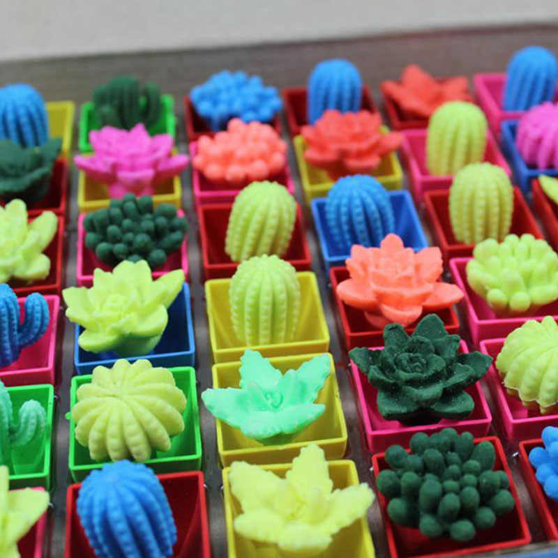 10pcs/pack Interesting Decorative Hydrogel Toys Growing Water Dragon Balls Potted Shaped Water Beads For Garden Decoration