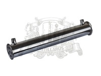 2 5 63mm OD77 5 Tri Clamp Condencer Reflux Lenght 450mm 6 Pipes Dimeter 8mm Stainless