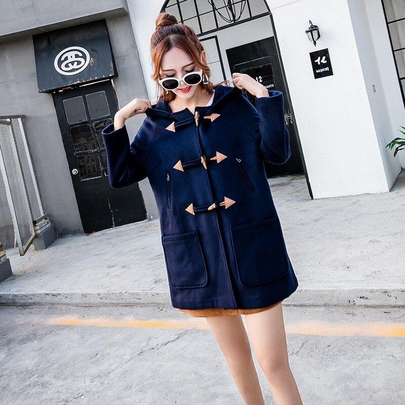 finest selection a7377 4c6c3 Stile Uniforme light Giubbotti Giappone Cappotto Feminino ...