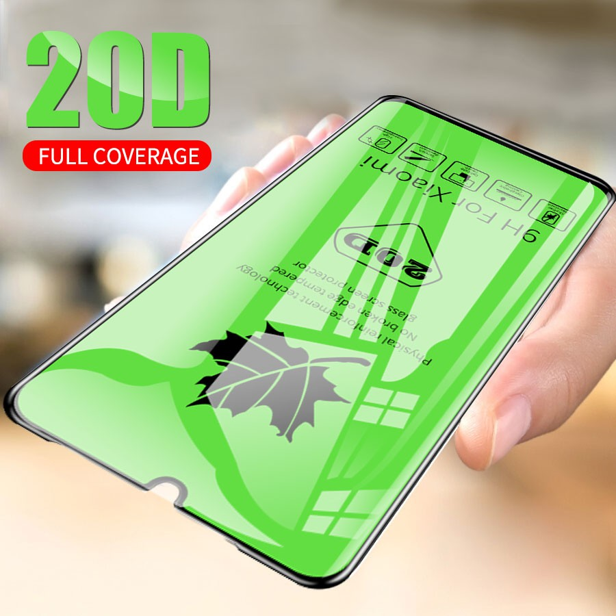 20D Tempered Glass For Xiaomi Mi 8 Lite SE Redmi Note 7 Pro Full Glue Cover Xiomi 9SE Mi 9 MI9 Screen Protector Film Protection