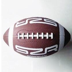 1 peça Americano Rugby Football Ball Tamanhos 9 # Padrão Dos Eua Americano Bola de Futebol Bola de Futebol Americano Eua Rugby