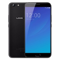 Original UMIDIGI C NOTA 2 Smartphone 4 GB + 64 GB Android 7.0 Frente Touch ID 5.5