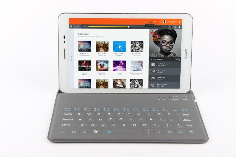Funda ultrafina para teclado Bluetooth para tablet PC Huawei MediaPad - Accesorios para tablets - foto 5
