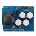 JoyStick Breakout Module Shield Button for PS2 Game Controller Expansion board with Rocker Button Joystick