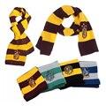 Волшебная школа Харри Поттер косплэй костюм шарф Гермиона Гриффиндор Ravenclaw Слизерин Хаффлпафф для обувь мальчиков и девочек - фото