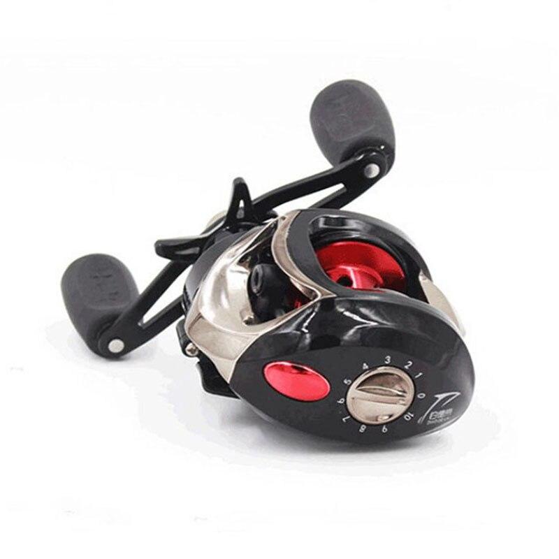 12 1bb ball bearing 6 3 1 gear ratio fishing reels metal for Fish drops reels