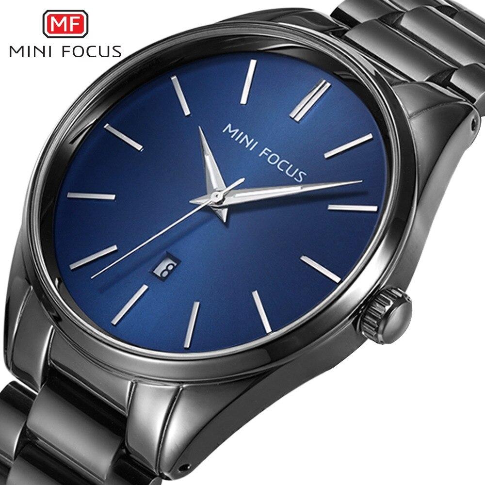 Mini Focus New Luxury 30m Waterproof Date Clock Male Sports Watches Men Casual Quartz Wrist Watch Montre Homme relogio masculino masculino masculinos relogios masculino watch - title=