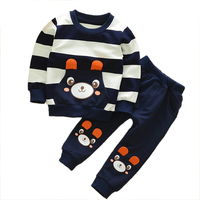 Autumn Kids Clothes Baby Boys Clothing Set Toddler Boys Clothing Boutique Children Kleding Kids Boys Costume