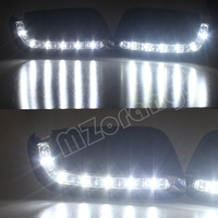 Daytime Running Light DRL For Mercedes Benz Smart Fortwo 2008 To 2011 Car Led Daytime Running