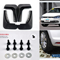 car front rear mud guards mudguard fenders for vw volkswagen polo 2002 - 2016