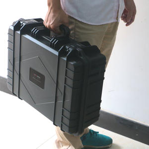 Sealed-Tool-Box Tool-Case Safety-Equipment Foam-Logo Shockproof Abs-Plastic Impact-Resistant