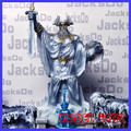 MODEL FANS IN-stock jacksdo saint seiya 31cm odin gk resin statue toy figure(only odin not contain others)
