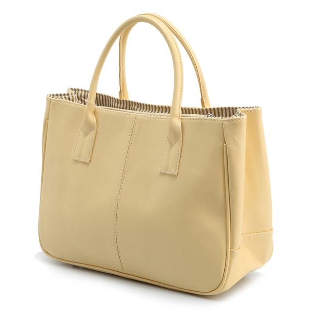 2013 new arrival fahion lady leather handbag,women trend vintage brief candy color block shoulder bag ,cb202