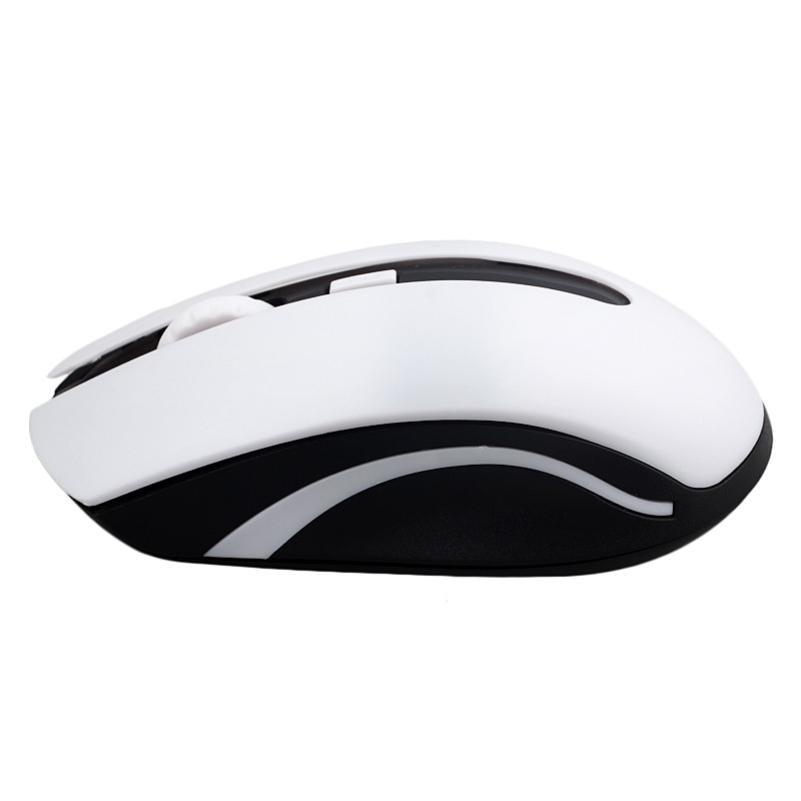 Новый Мышь 2.4 ГГц Беспроводной оптический 4D игровой Мышь Кнопка Мыши компьютерные приемник для ПК 51218 Прямая доставка
