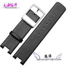 Leather strap adaptation leather female stainless steel clasp K1S21102 K1S21120 strap