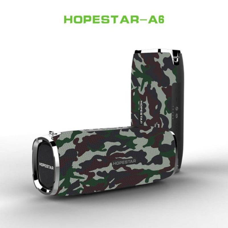 Haut-parleurs stéréo de Bluetooth de la basse 4D superbe de la puissance élevée 35W imperméabilisent la boîte portative A6 de Boom de barre de son de Subwoofer de Center de musique de colonne