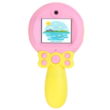 2MP 1080P HD 2.0 Inch Screen Rechargeable Magic Stick Fairy Mini Children Kids Camera Caton Chilldren Little Boy Girl Camera(China)