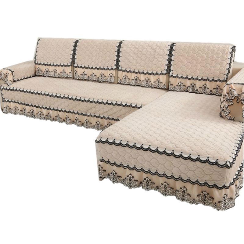 Surprising Us 12 12 40 Off Multi Size Europe Design Sofa Cover With 4 Colors Plush Slipcover Lace Decoration Luxury Couch Cushion For Living Room 1 Piece In Download Free Architecture Designs Salvmadebymaigaardcom