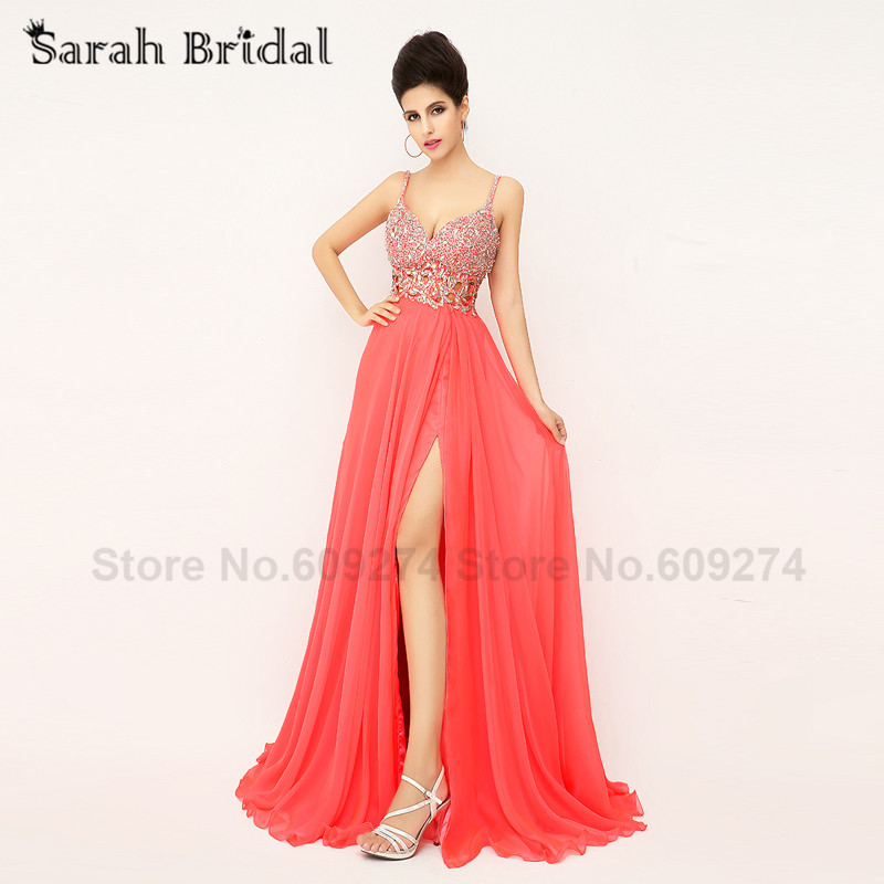 Aliexpress.com : Buy Sexy backless Long prom dress 2015 vestidos ...