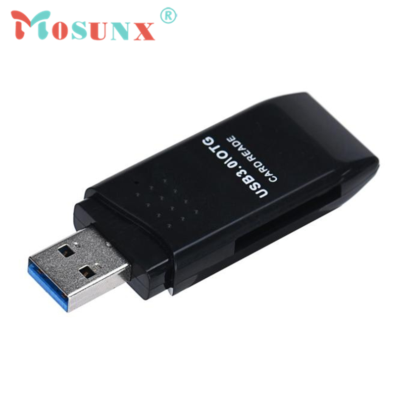 Usb 3 0 Superspeed Sd Micro Sd Memory Card Media Reader: Ecosin2 Mosunx MINI 5Gbps Super Speed USB 3.0 Micro SD