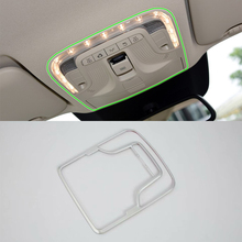 ABS Inner car accessories reading light cover high quality For Mercedes-Benz V class abs inner car accessories front water cup cover high quality for mercedes benz vito 2018
