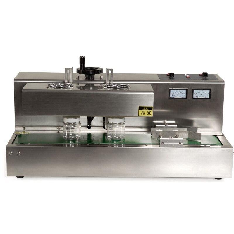 Continue Induction Électromagnétique machine à sceller Automatique Induction Scellant boucheuse de bouteilles DL-300A/DL-300B