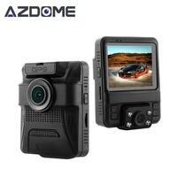 Azdome GS65H Mini Dual Lens Car DVR Camera 1080P Full HD Dash Cam Novatek 96655 Video Recorder G-sensor Night Vision H46