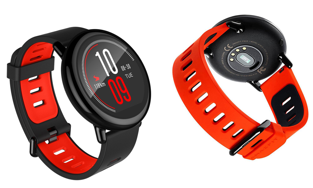 HUAMI AMAZFIT PACE SMART WATCH GPS SMARTWATCH WEARABLE DEVICES SMART WATCHES ELECTRONICS FOR XIAOMI PHONE IOS 31