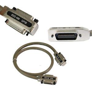 Image 3 - Nouveau 3Ft adaptateur pour IEEE 488 GPIB câble connecteur métallique livraison directe