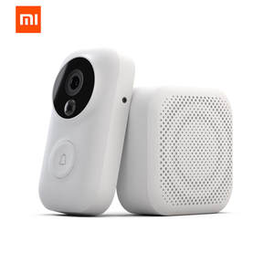 Xiaomi Doorbell-Set Video Push-Intercom Free-Cloud-Storage Ai-Face Identification 720P