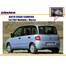 цена на Car Rear View Camera / HD Back Up Reverse Camera / For FIAT Mulipla / Marea / License Plate Lamp Plug & Play