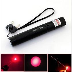 AAA Puissant haute puissance militaire 10 w 10000 M 650nm Pointeur Laser rouge lampe de Poche burning match focussable, brûler cigarettes SD 301