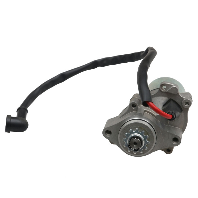 TDPRO 2 Stud Bottom Electric Start Starter Motor For 50cc 90cc 110cc 125cc Quad Dirt Bike ATV Go Kart Buggy Pitbike Accessories in Motorcycle Motor from Automobiles Motorcycles